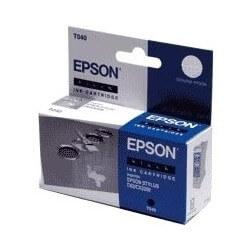 """Epson T0401 """"Pots de Peinture"""" Cartouche d'encre Noir"""