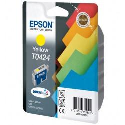 """Epson T0424 """"Intercalaires"""" Cartouche d'encre Jaune"""