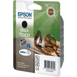 """Epson T0431 """"Lunettes"""" Cartouche d'encre noir haut capacité 1350 pages"""
