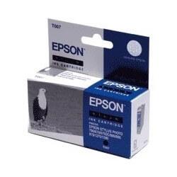 """Epson T007 """"Aigle"""" Cartouche d'encre noir"""