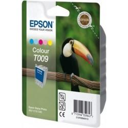 """Epson T009 """"Toucan"""" Pack cartouche d'encre couleur"""