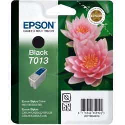 """Epson T013 """"Fleur"""" Cartouche d'encre noir"""