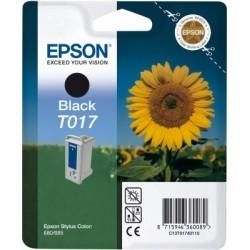 """Epson T017 """"Tournesol"""" Cartouche d'encre noir"""