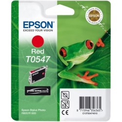 "Epson T0547 ""Grenouille"" - Encre UltraChrome Hi-Gloss R"