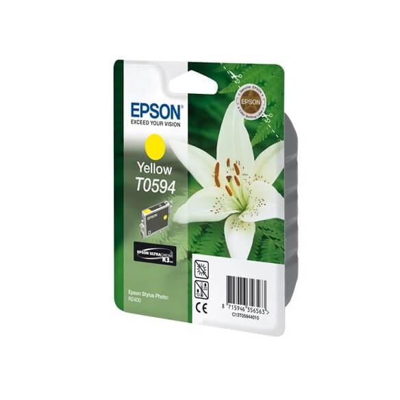 Consommable Epson T0594 'Lys' Cartouche d'encre Jaune