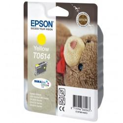 """Epson T0614 """"Ourson"""" Cartouche d'encre Jaune"""