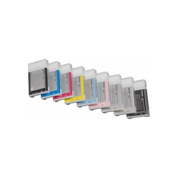 Consommable Epson Encre Pigment Gris Clair (220ml