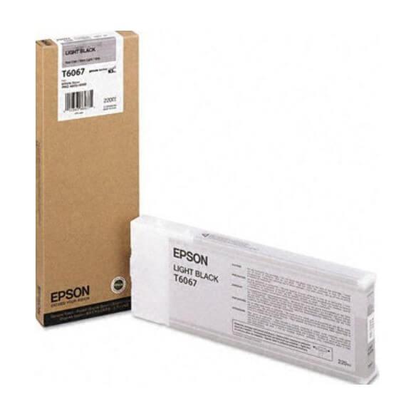 Consommable Epson Cartouche d'encre noir clair