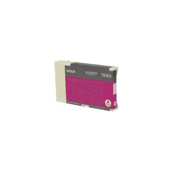 Consommable Epson T6163 Cartouche d'encre Magenta
