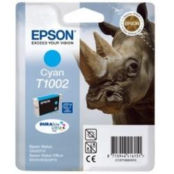 """Epson Cartouche """"Rhinocéros"""" - Encre DURABrite Ultra C (HC)"""