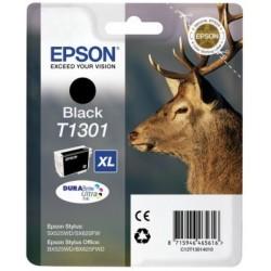 Epson T130 Cartouche d'encre Noir