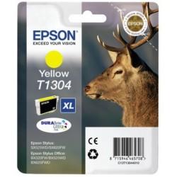 Epson T130 Cartouche d'encre Jaune