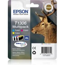 Epson T130 Multipack de cartouche couleurs