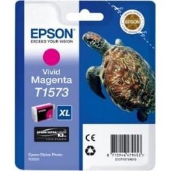 Epson T1573 Cartouche d'encre Magenta