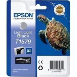 Epson T1579 Cartouche d'encre Noir clair