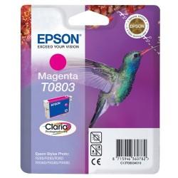 Epson T0803 Cartouche d'encre Magenta
