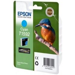 Epson T1592 Cartouche d'encre Cyan
