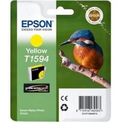 Epson T1594 Cartouche d'encre Jaune