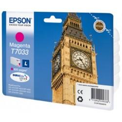 Epson T7033 Cartouche d'encre Magenta