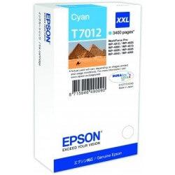 Epson T7012 Cartouche d'encre Cyan