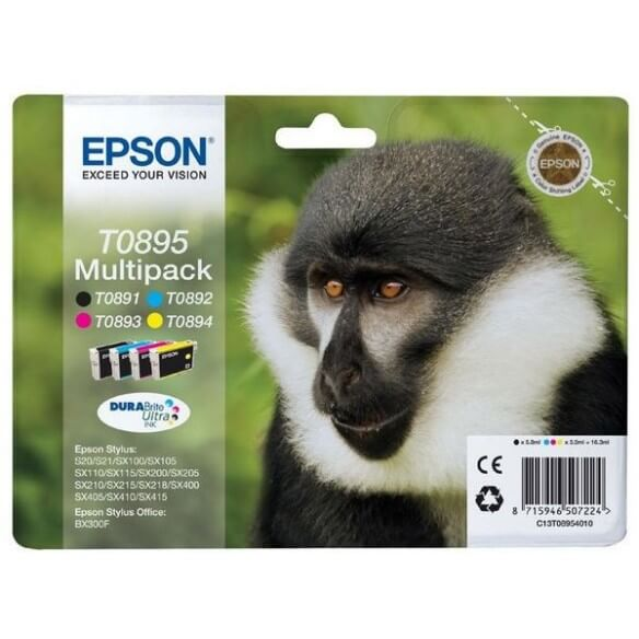 Consommable Epson T0895