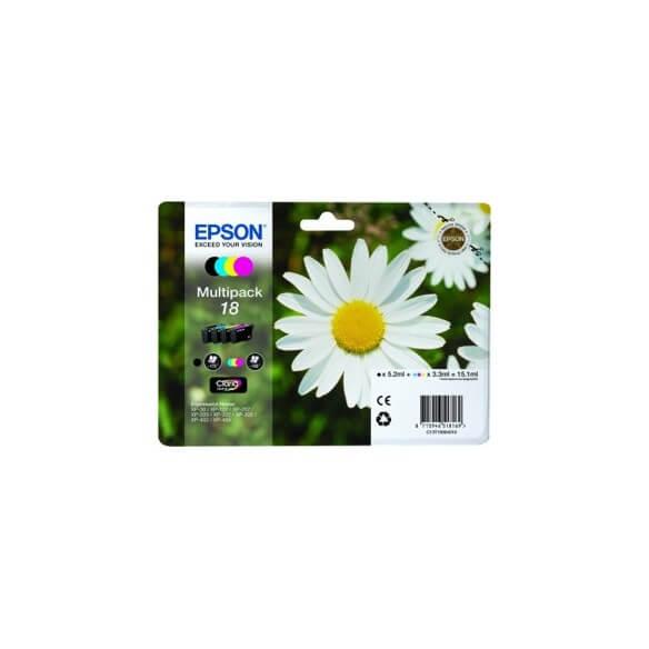 Consommable Epson C13T18064010 Cartouche d'encre