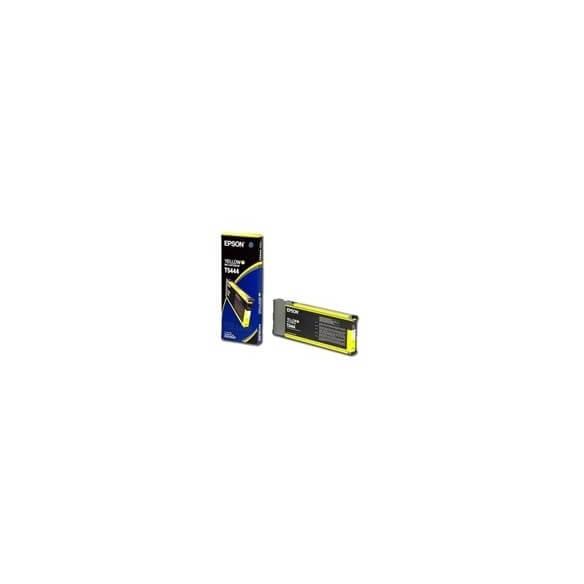 Consommable Epson Encre Pigment Jaune SP 4000/4400/7600/9600 (220ml)