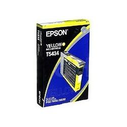 Epson Encre Pigment Jaune SP 4000/4400/7600/9600 (110ml)