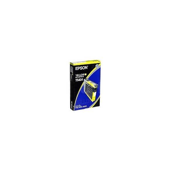 Consommable Epson Encre Pigment Jaune SP 4000/4400/7600/9600 (...