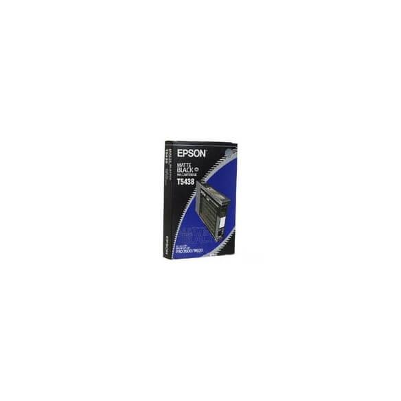 Consommable Epson Encre Pigment Noir Mat SP 4000/4400/7600/960...