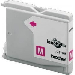 Brother LC-970M Cartouche d'encre Magenta