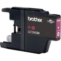 Brother LC-1240M Cartouche d'encre Magenta
