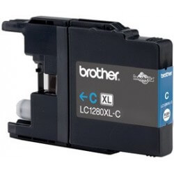 Brother LC-1280XLC Cartouche d'encre Cyan