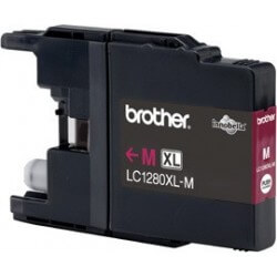 Brother LC-1280XLM Cartouche d'encre Magenta