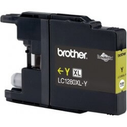 Brother LC-1280XLY Cartouche d'encre Jaune