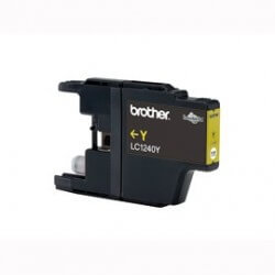 Brother LC-1220Y Cartouche d'encre Jaune