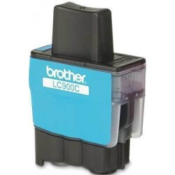 Brother LC900C cartouche d'encre Cyan