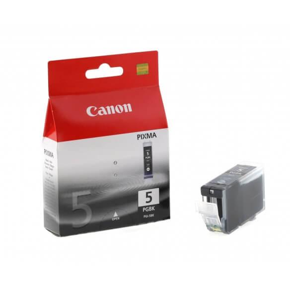 Consommable Canon PGI-5 BK cartouche d'encre Noir