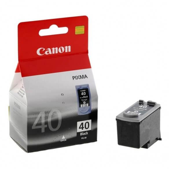Consommable Canon PG-40 Cartouche d'encre noir