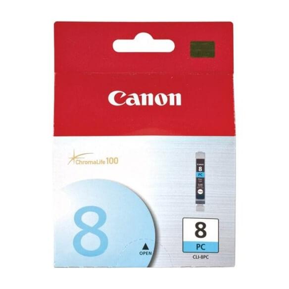 Consommable Canon CLI-8PC cartouche d'encre Photo Cyan