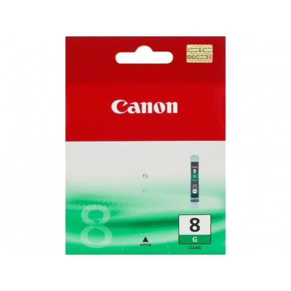 Consommable Canon CLI-8G Cartouche d'encre vert