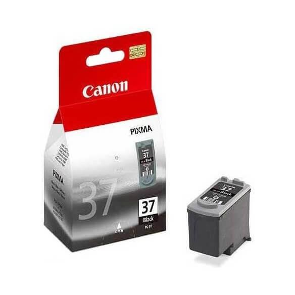 Consommable Canon PG-37 Cartouche d'encre noir 220 pages