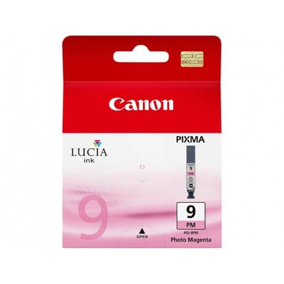 Consommable Canon PGI-9  Encre Pigment Photo magenta