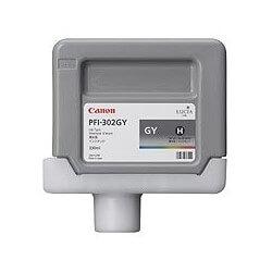 Canon PFI-302GY Cartouche d'encre gris