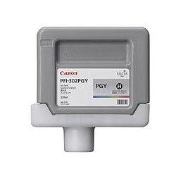 Canon PFI-302PGY Cartouche d'encre gris photo