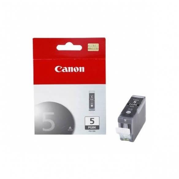 Canon  PGI-5BK Cartouche d'encre Noir (lot de 6) (photo)