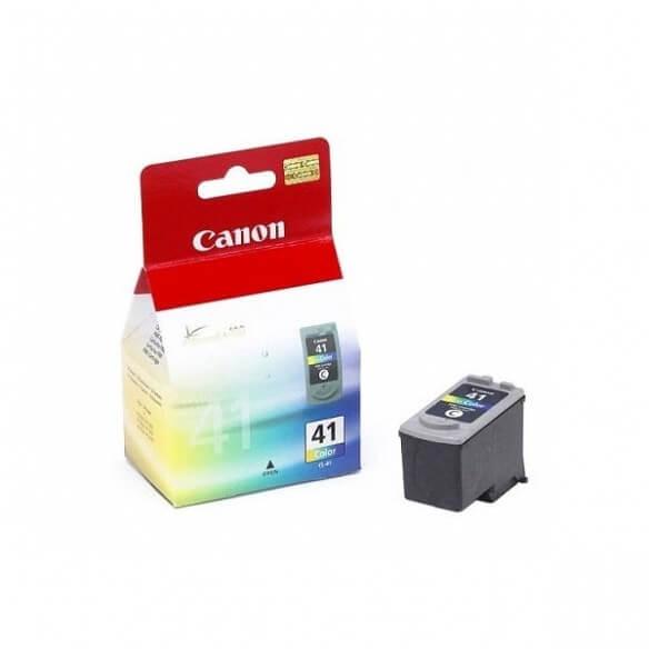 Canon  CL-41 Multipack de cartouche couleur (lot de 6) (photo)