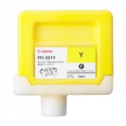 Canon PFI-301M Encre Pigment Jaune