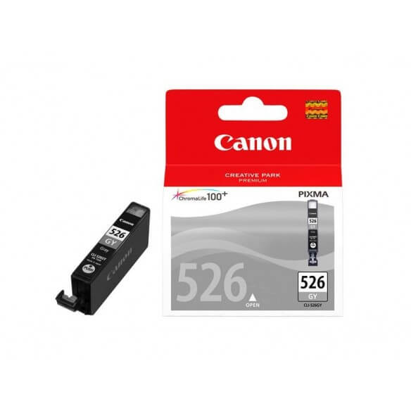 Consommable Canon CLI-526 GY