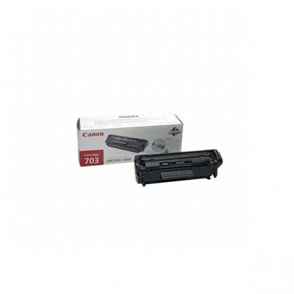 Consommable Canon Toner CRG703 Black